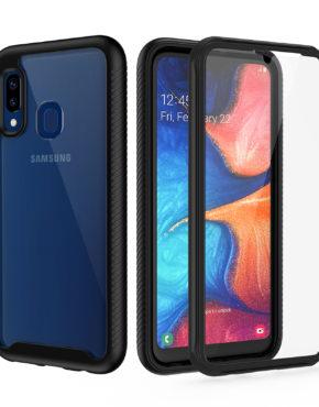 seacosmo Samsung Coque accessoires empreintes digitales